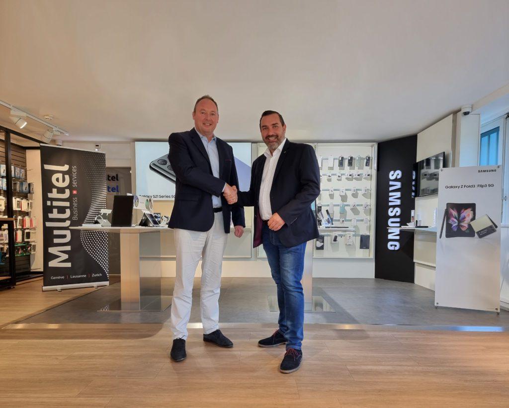 Multitel SA et MAKE-IT-SIMPLE SA un nouveau partenariat